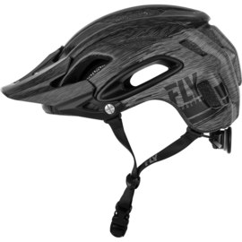 FLY RACING BIKE Fly casco Freestone grey